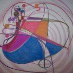 Partnerschaftsbild-gemaltes-Horoskop