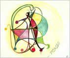 Astroart.at – Gemalte Horoskope – astrologische Bilder – gemalte Geburtsdaten